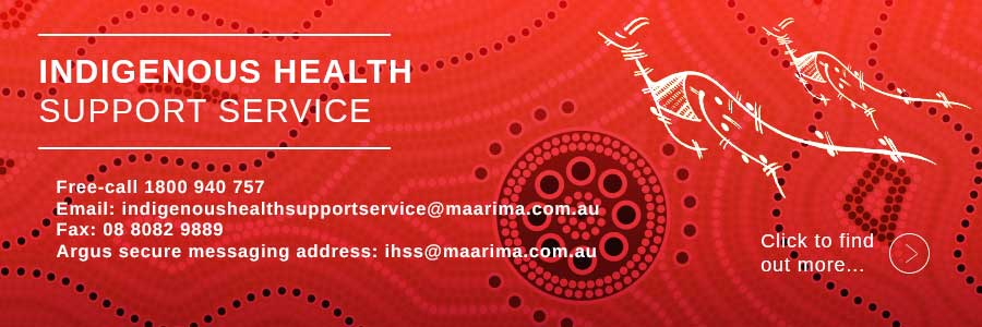 indigenous health support service